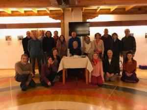 Санти Маха Сангха 1-ый уровень в Западном Меригаре