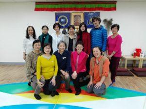 Обучающий курс по Танцу Ваджры на Благо Всех Живых Существ в Гепеллинге, Тайвань