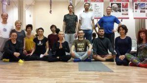 Открытый курс по Янтра-йоге в Лодзь, Польша