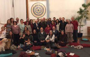 Ретрит по практике долгой жизни Мандаравы в Кундулинге Барселона