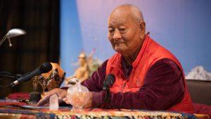 Ретрит по учению и практике Ати-йоги с Чогьялом Намкаем Норбу