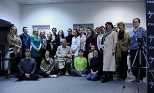 Открытый курс по осознанности с Элио Гуариско в Минске