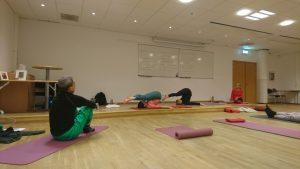 Супервижен 1-го уровня Янтра-йоги в Мальмё, Швеция