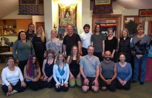 Введение я Янтра-йогу в Беркли, Калифорния
