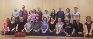 Обучающий курс по Янтра-йоге для начинающих в Праге, Чехия