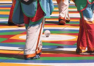Всемирные дни практики Танца Ваджры