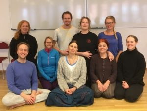 Гармоничное дыхание и Янтра-йога в Швеции
