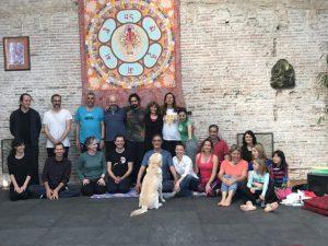 28-29 апреля курс по кумбхаке и парлунгу в Кундулинге, Барселона
