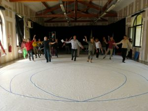 10 дней Танца Ваджры по случаю 20-летия Дежамлинга, Франция