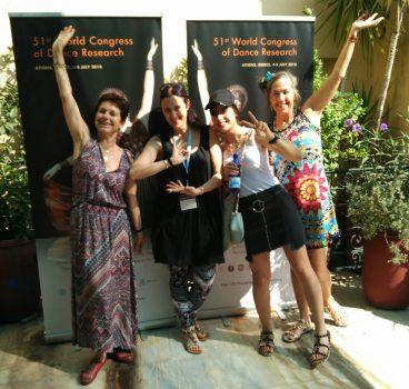 51-й Всемирный конгресс CID по исследованиям в области танца