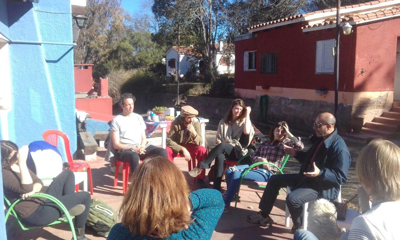 Июльские мероприятия в Южном Ташигаре, Аргентина