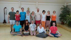 2-3 июня 2018 года курс по танцам Кайта в Будапеште