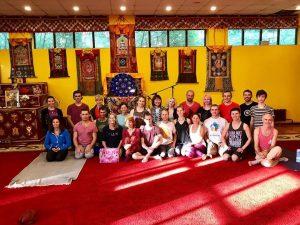 Супервижен по Янтра-йоге первого уровня в Северном Кунсангаре