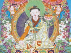Всемирная 24-часовая цепочка ганапуджи Джигме Лингпы для гонпы Дзамлинг Гара