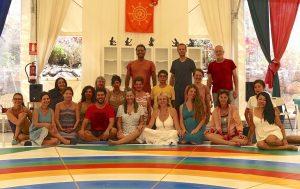 Танец Песни Ваджры в Дзамлинг Гаре 20–26 августа