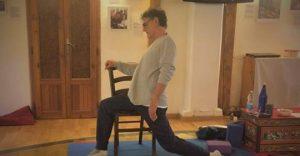 Янтра-йога на стуле… и не только