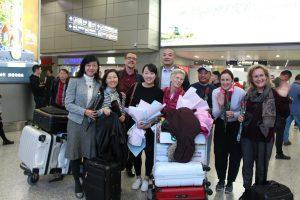 Поездка в Китай, организованная Международной культурной ассоциацией «Ати-йога»
