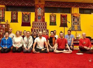 Ретрит по Янтра-йоге в Северном Кунсангаре