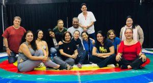 Танец Ваджры в Эквадоре
