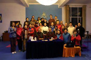 Недавно состоявшиеся курсы в Самтенгаре, Ичунь, Китай