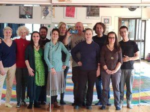 Первый курс выходного дня по ваджрным танцам в Гелеглинге, Болонья