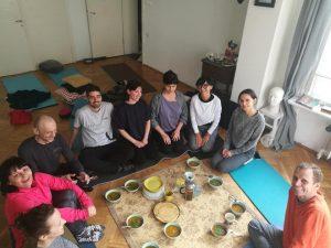 Янтра-йога в Польше
