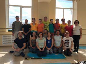 Открытый курс по гармоничному дыханию в Майкопе, Россия