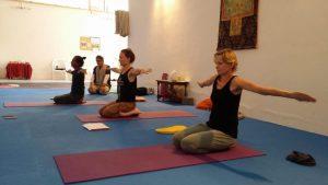Восемь Движений, тренинг для инструкторов