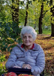 7 мая ушла из жизни Фарида Маликова