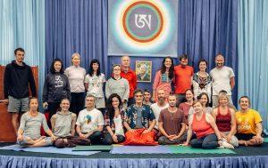 Углубленный курс Янтра-йоги в Северном Кунсангаре