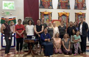 Янтра-йога и тибетская медицина в Кингстоне, Нью-Йорк