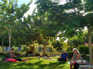 Летние ретриты в Дзамлинг Гаре – йога и медитации