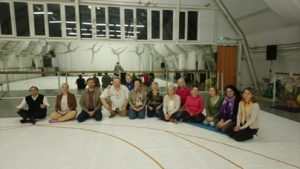 Практика Танца Песни Ваджра пространства Калонгдорджекар в Ринченлинге (Москва)
