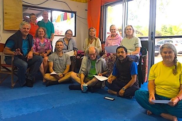 Практики Гуру-йоги в Австралии