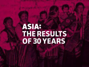 ASIA — результаты 30-летней деятельности