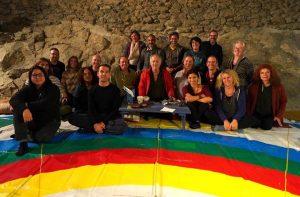 Ретрит по практике Чод в Испании со Стивеном Лансбергом