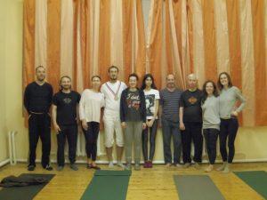 Открытый курс по янтра-йоге в Северном Кунсангаре