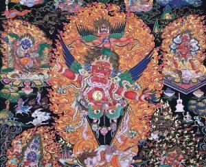 Всемирная цепочка практики Гуру Драгпура – для устранения всего вредоносного
