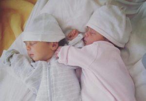 Родились – Пола Жасмина и Алисия Лилиана