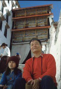 Фотографии из прошлого – Путешествие в Лхасу в 1981 году