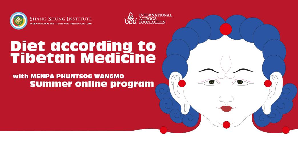 Диета согласно тибетской медицине Уровень 1 с Менпа Пунцог Вангмо