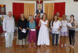 Освободи и укрепи свой голос – Навыки публичных выступлений в Дзамлинг Гаре