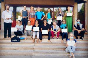 Инструкторский тренинг Восьми движений в Западном Меригаре