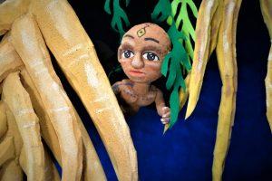 «Чури, сын Реки» – онлайн шоу кукольного театра