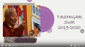 Новостное видео из Южного Ташигара