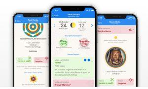 Тибетский календарь доступен в мобильном приложении Sangha App
