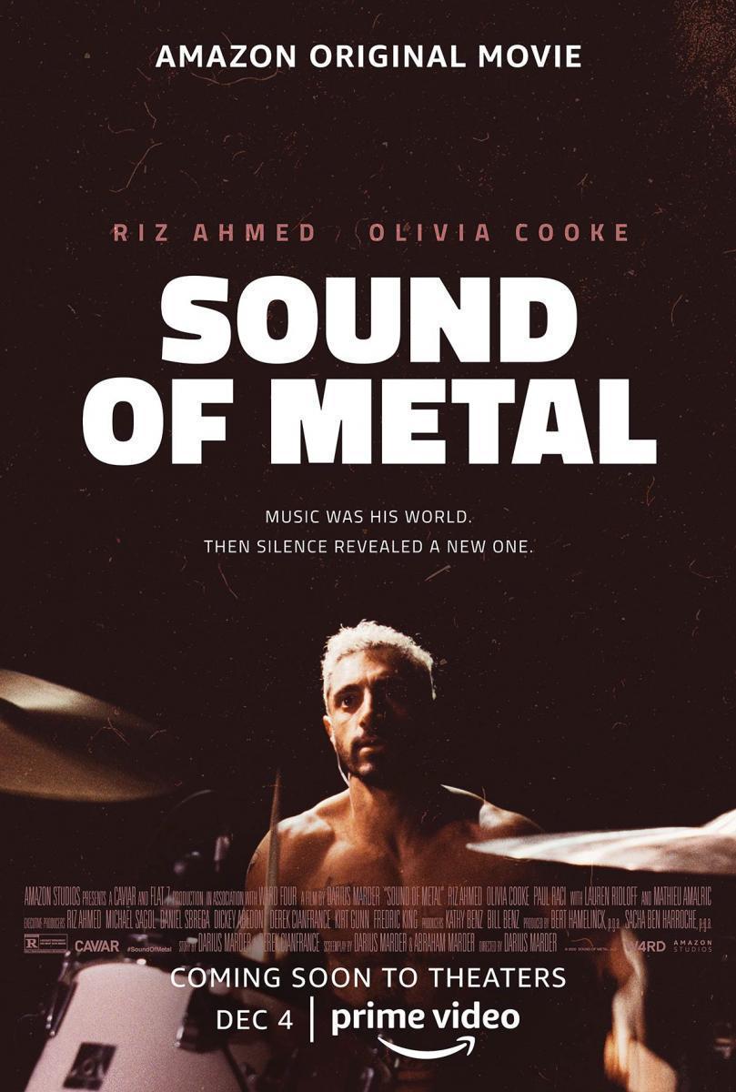 «Звук металла» – фильм Дариуса Мардера