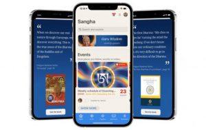 Еженедельные цитаты Ринпоче в приложении Sangha App