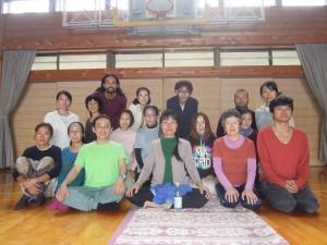 Янтра-йога в Японии