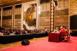Визит Ринпоче в Пекин